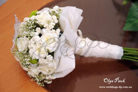 Как сделать красивый свадебный букет своими руками