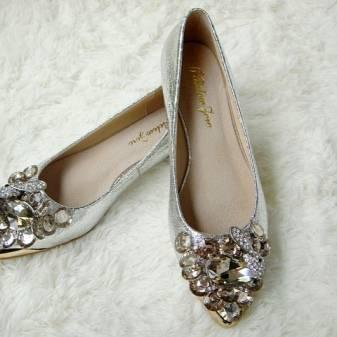 Всё про свадебные туфли