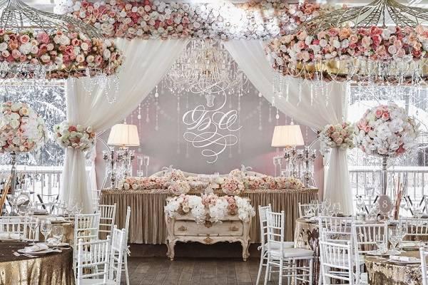 Бумажный декор свадьбы: «свежие» идеи оформления