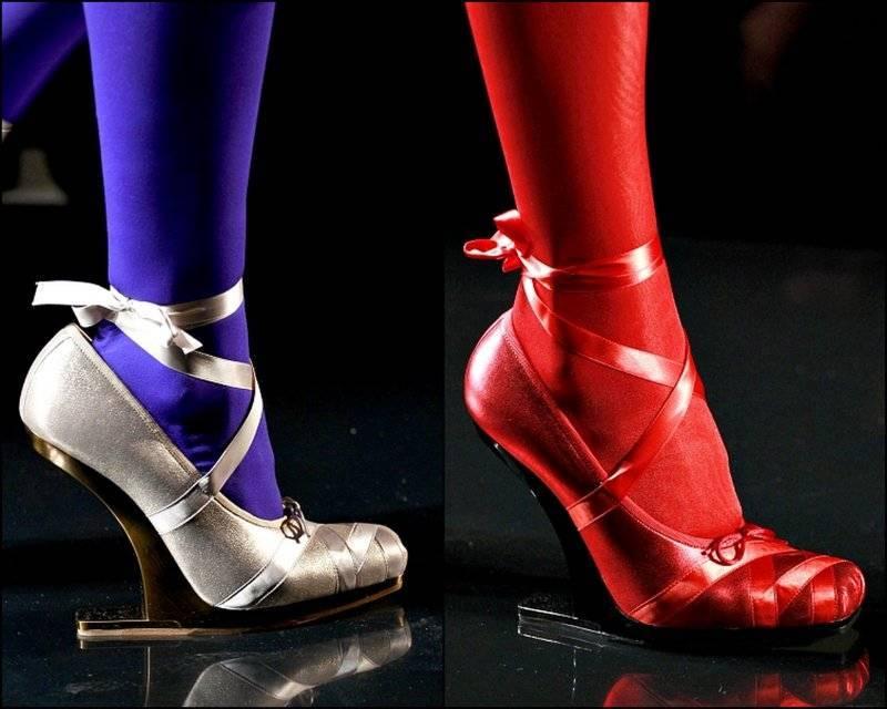 Как подобрать обувь к платью: фото модных образов