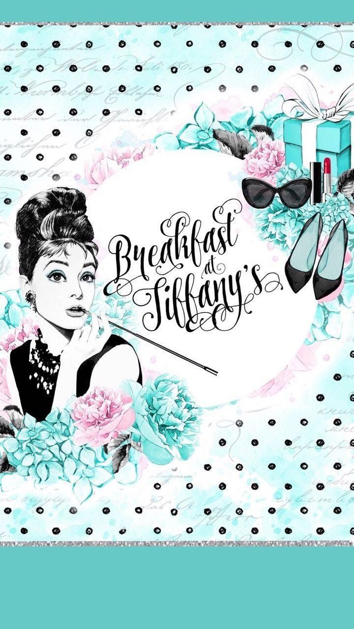 Девичник в стиле завтрак у тиффани