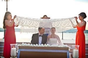 Свадебные традиции турции: что скрыто под красной вуалью