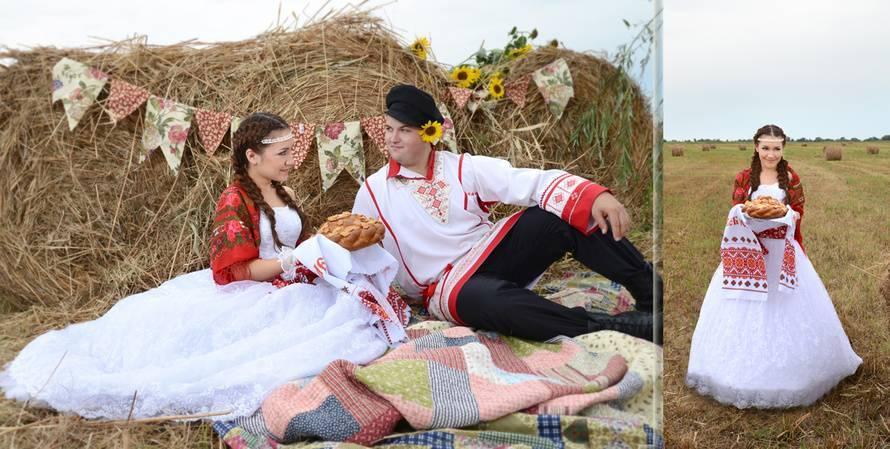 Как отметить ситцевую свадьбу. сценарий ситцевой свадьбы.