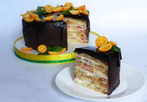 Крем для украшения торта - рецепты белкового, масляного, шоколадного и сливочного крема, который хорошо держит форму