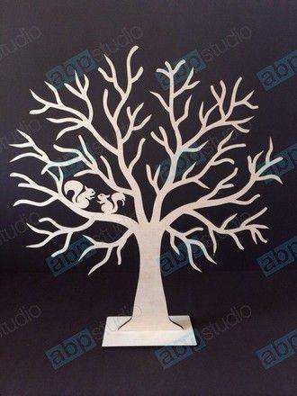 Дерево пожеланий на свадьбу, идеи оформления, способы изготовления