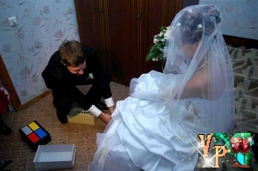 Оригинальные вопросы для выкупа невесты