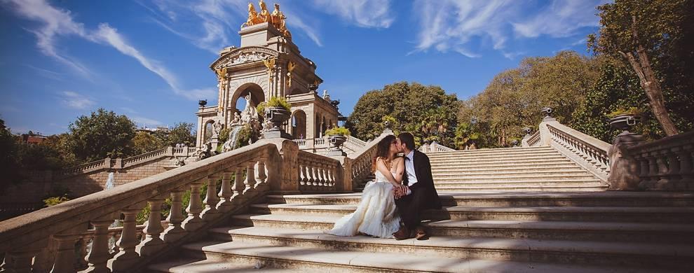 Свадебная церемония в крыму