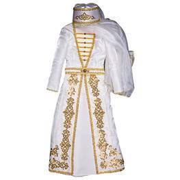 Свадебные платья народов мира (фото)