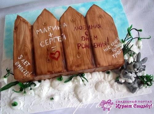 Что дарят на 1 год свадьбы молодым. лет – свадьба деревянная. что подарить на деревянную свадьбу? ситцевая свадьба в загородном доме