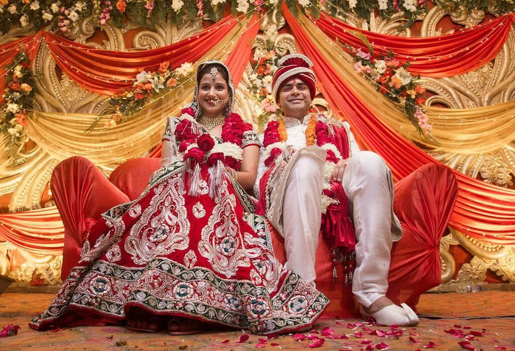 Индийская свадьба. праздник длиной в 2 дня или неделю, а любовь на всю жизнь
