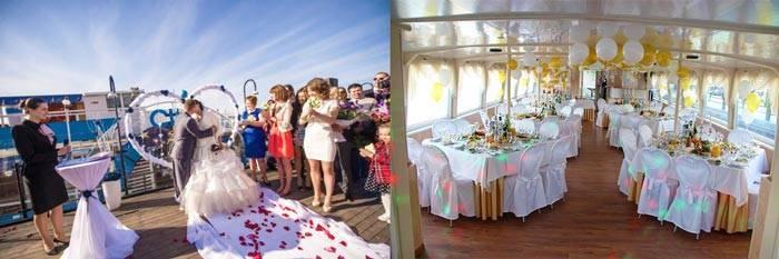 Стильное оформление свадьбы в морском стиле – как не покраснеть перед гостями