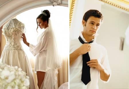 Свадебные советы для молодоженов перед свадьбой