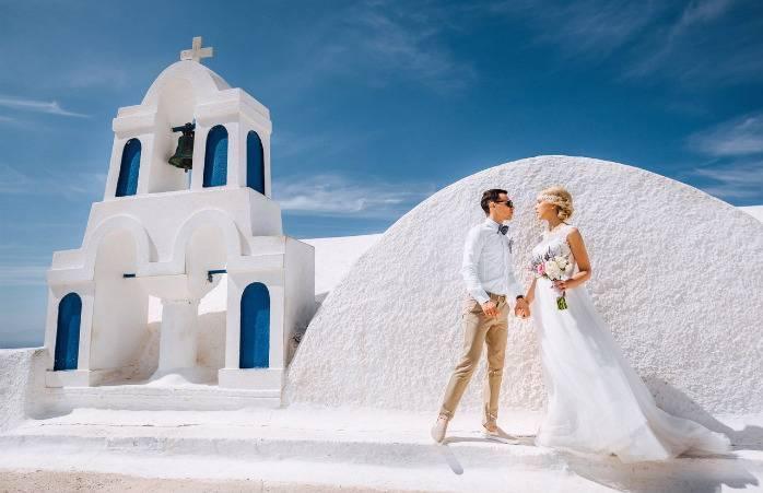 Свадьба в морском стиле — фото и идеи