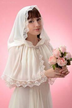 Как сделать свадебный палантин своими руками