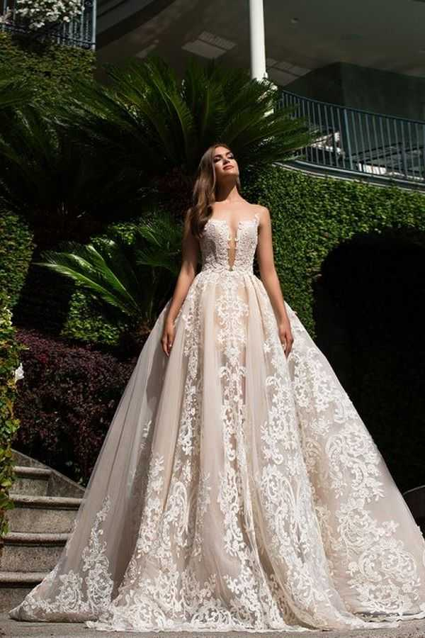 Красивые свадебные платья 2020-2021- лучшие фото идеи наряда невесты | topidej.ru