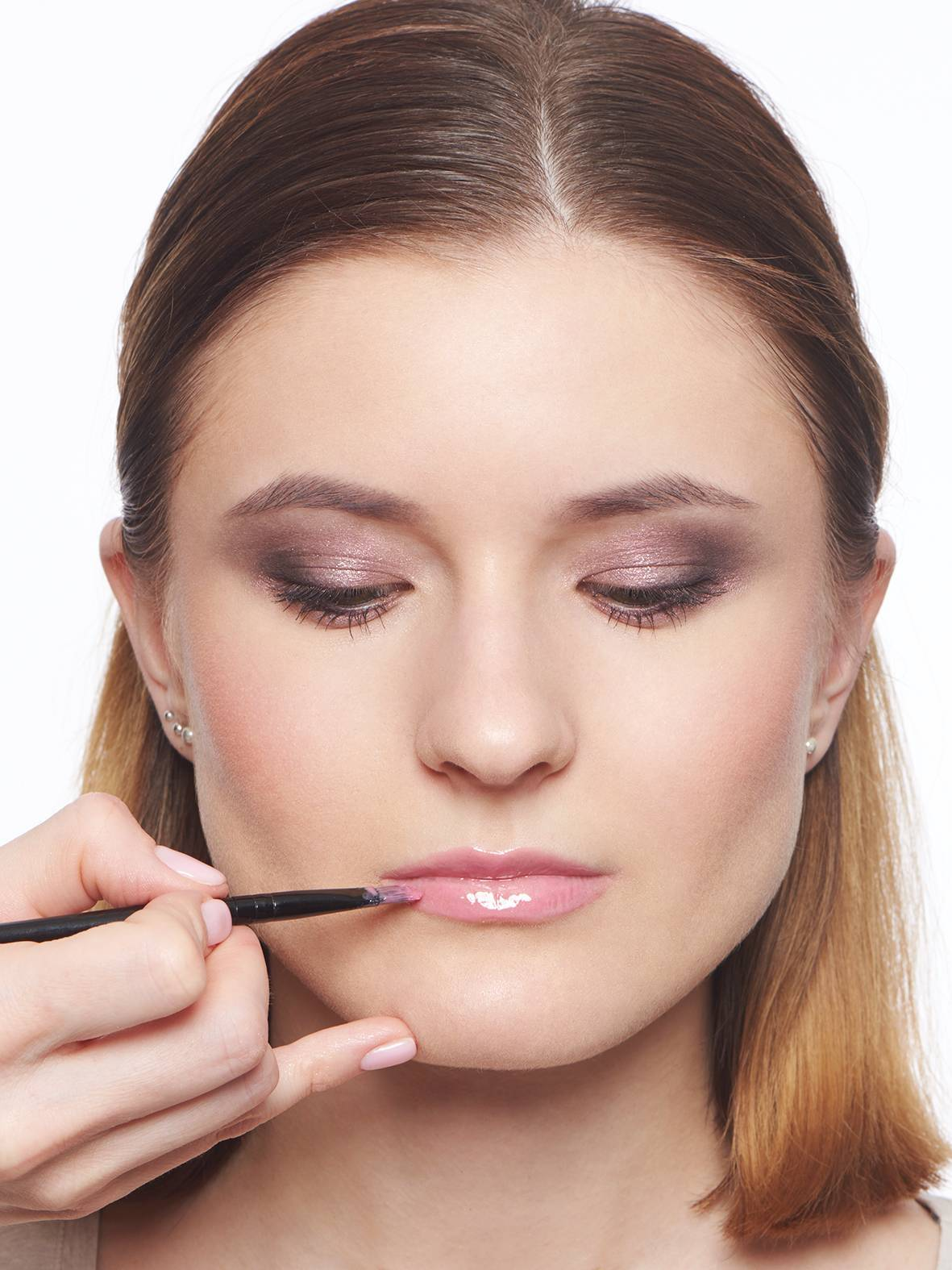Свадебный макияж 2015: 55 фото для карих, голубых и зеленых глаз