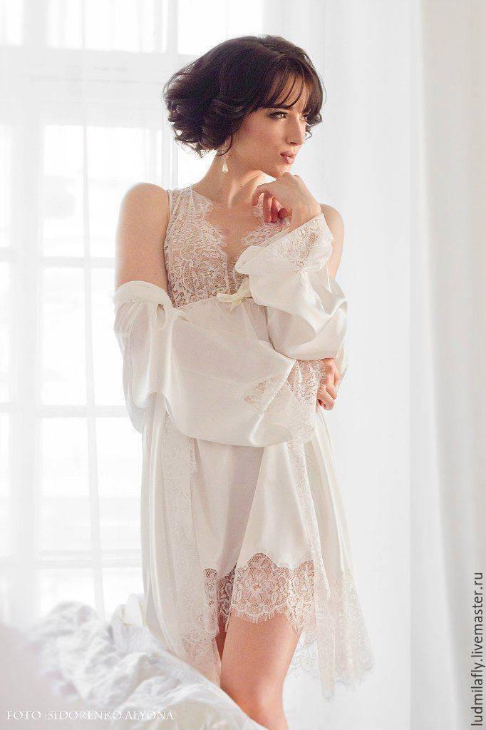 Нижнее белье для невесты. какое нижнее белье надеть на свадьбу? / аксессуары для нарядов