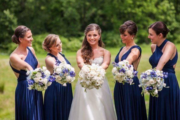 Традиция бросания букета невестой: классическая версия и оригинальные идеи