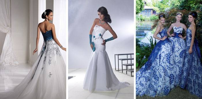 В каком цвете сделать свадьбу: лучшие идеи для современного торжества