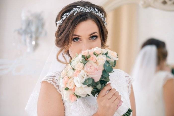 Свадебный макияж 2020