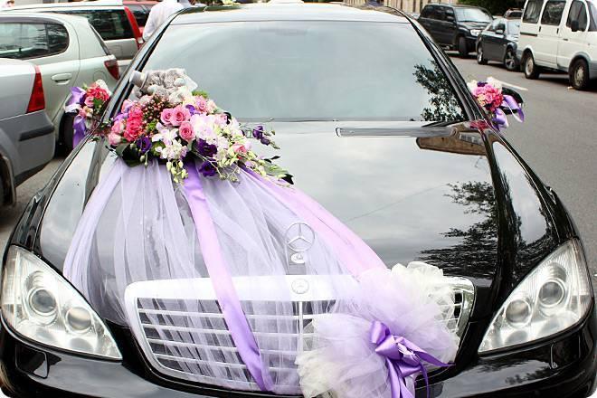 Топ-10 идей свадебного кортежа