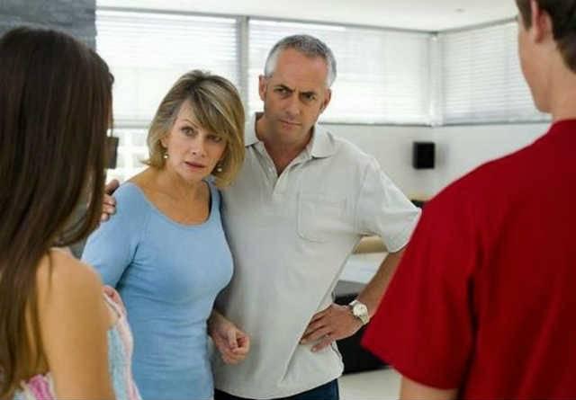 Как познакомить парня с отцом. знакомство парня с родителями невесты: секреты церемонии