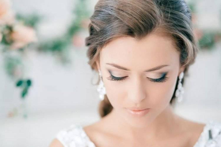 Техники и уроки свадебного макияжа