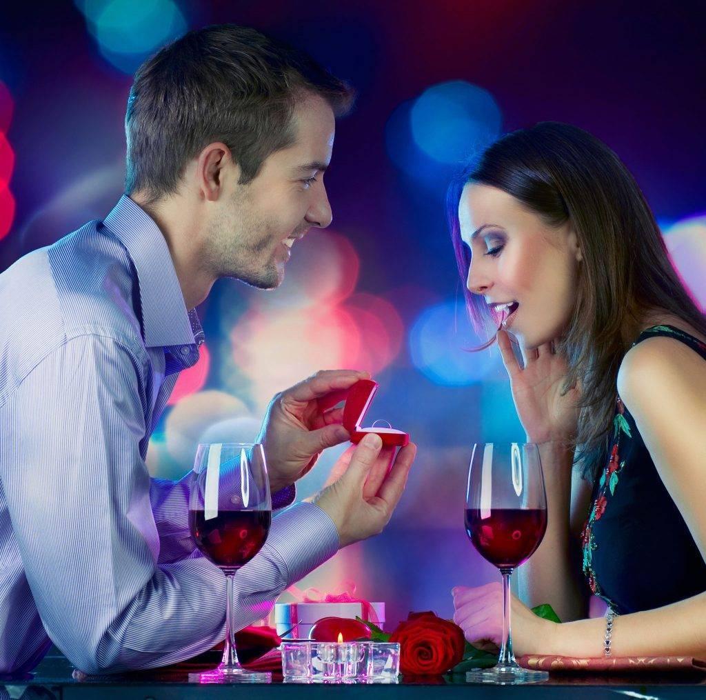 Предложение выйти замуж на отдыхе. как сделать предложение девушке