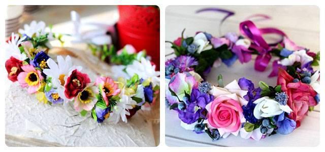 Искусственные цветы своими руками в горшках, в интерьере, для кладбища, фото и видео уроки