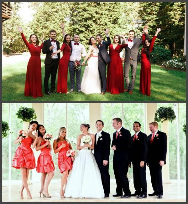 Свадьба в классическом стиле
