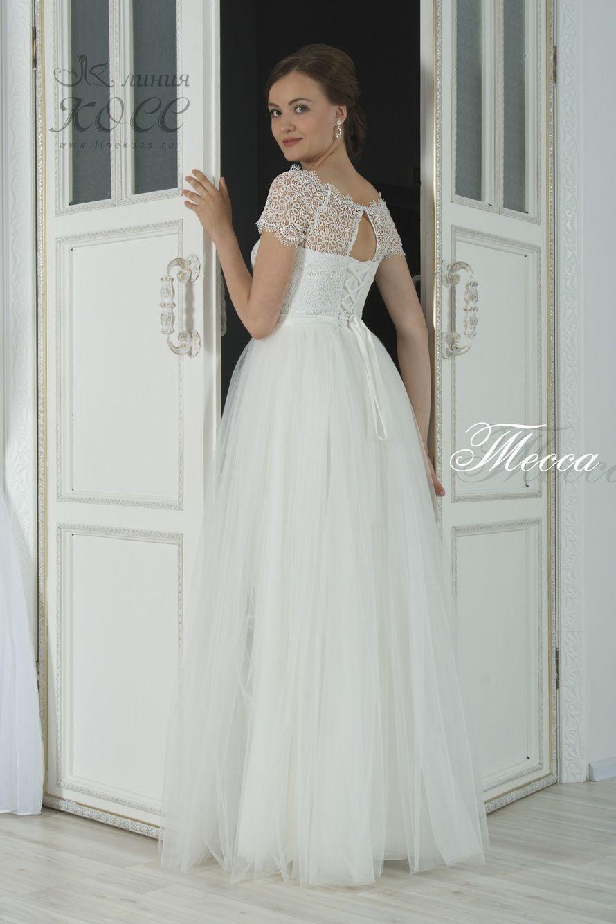 Платье из фатина — современный тренд, который нужно носить по-особенному
