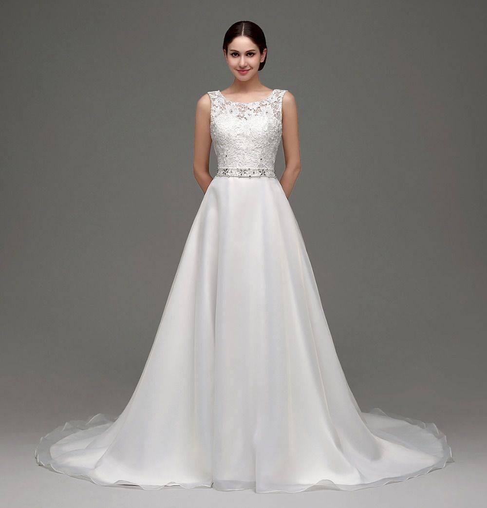 Как выбрать правильную ткань для свадебного платья?