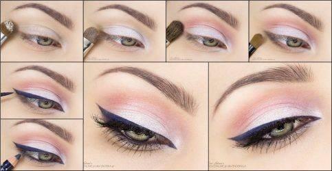 Свадебный макияж глаз: советы и рекомендации невесте