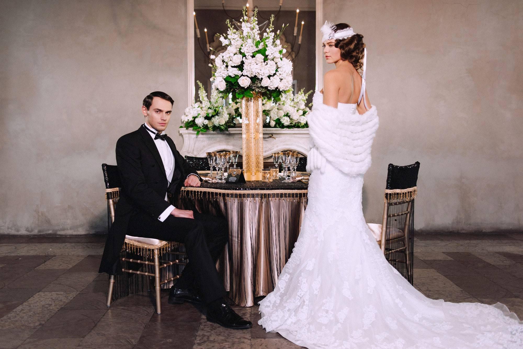 Свадьба в мятном цвете, интересные советы по организации