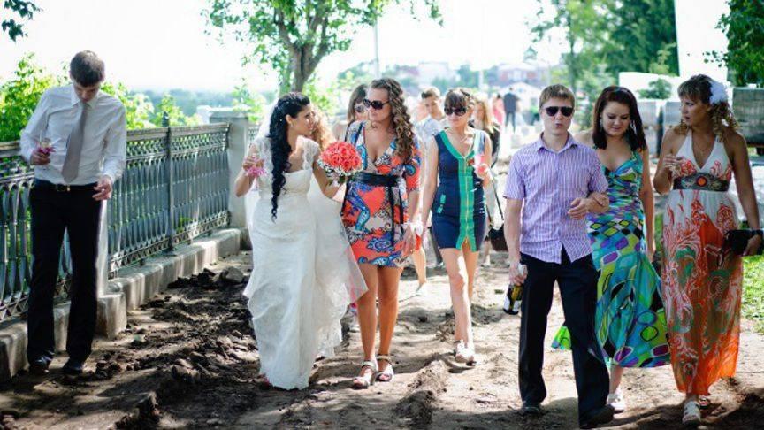 Атрибуты для свадебной фотосессии