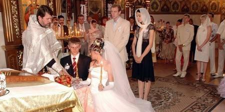 Дресс-код для венчания