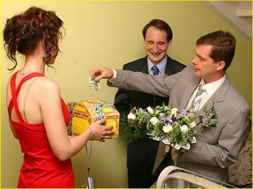 Прикольные конкурсы на свадьбу