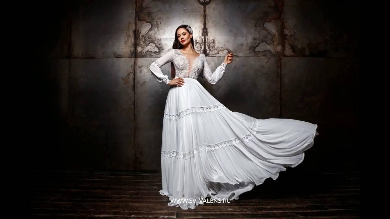 10 модных свадебных платьев 2020 – тренды и новинки сезона