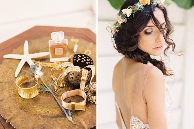 Свадьба в тропическом стиле : креативно и незабываемо