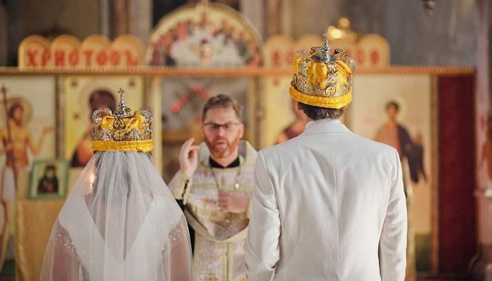 Венчание в церкви- смысл, условия, требования | православиум