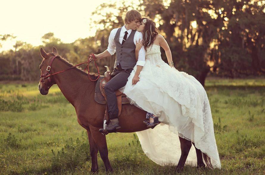 Красивая свадебная фотосессия весной – где и как ее провести с учетом всех нюансов