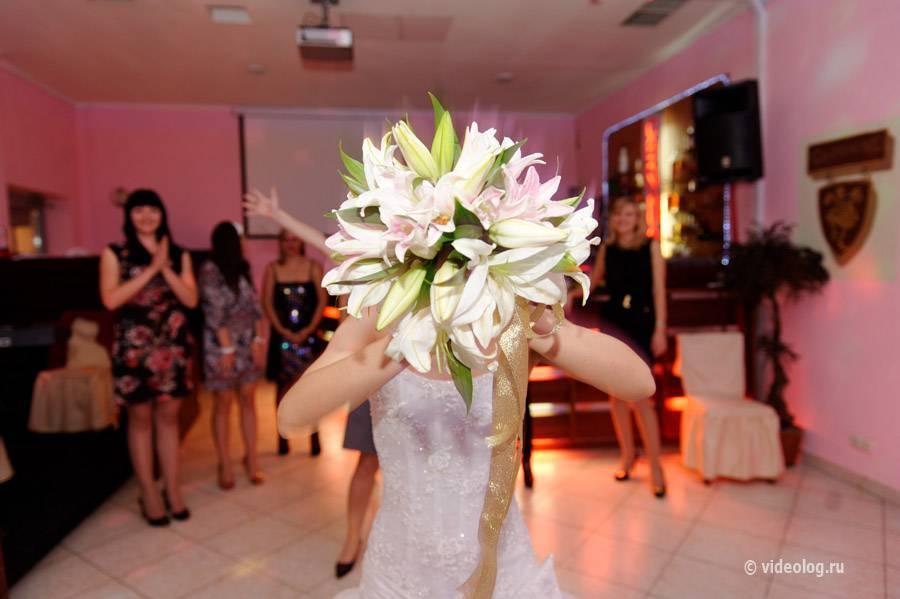 Как сохранить букет невесты после свадьбы