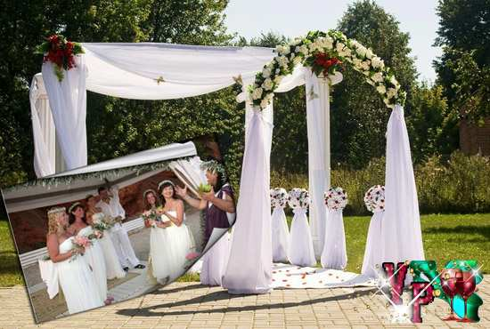 Свадьба в ирландском стиле