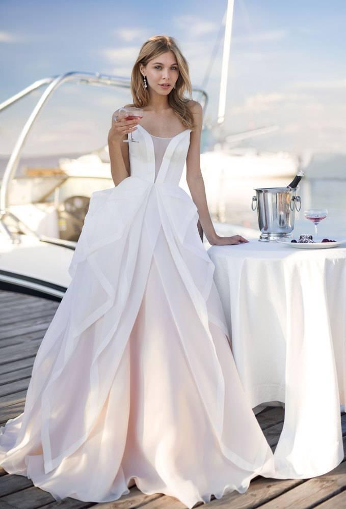 Свадебные платья 2020-2021