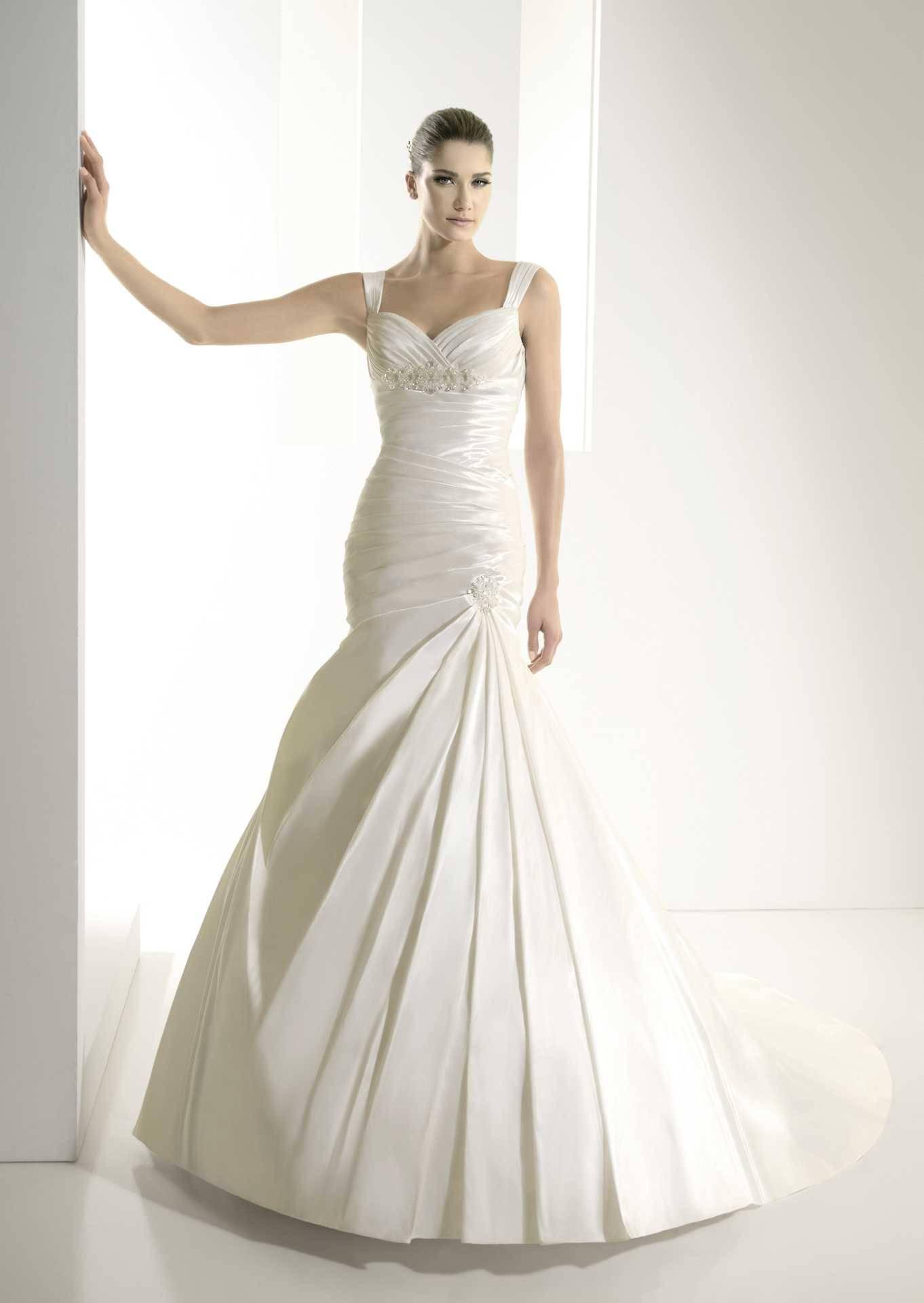 Модные свадебные платья для беременной невесты