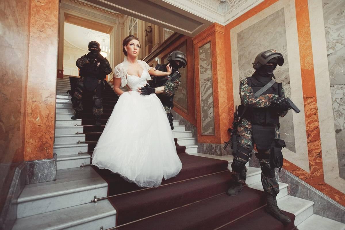 Обряд похищения невесты. обряды