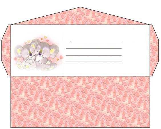 Методики изготовления конвертов для денег своими руками