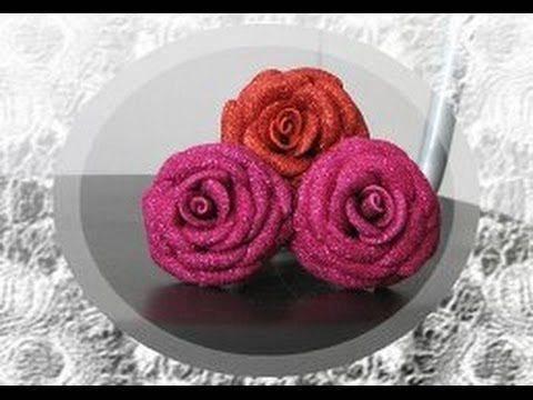 Цветы из фоамирана – как своими руками изготовить стильные и оригинальные поделки из современного материала