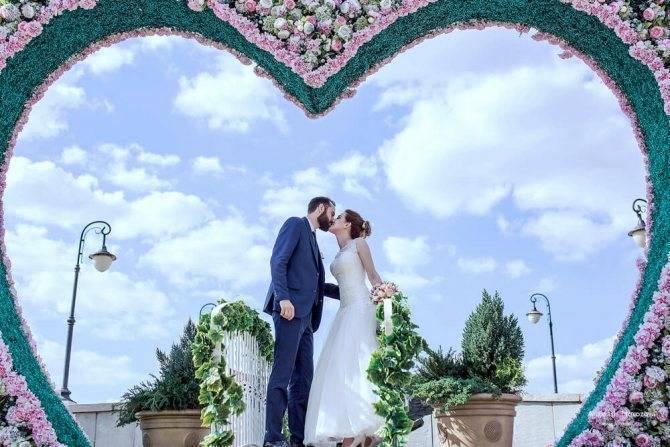 Идеи для проведения свадебной фотосессии на природе