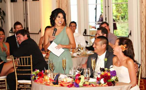 Характеристики гостей на свадьбе: как оригинально представить гостей?